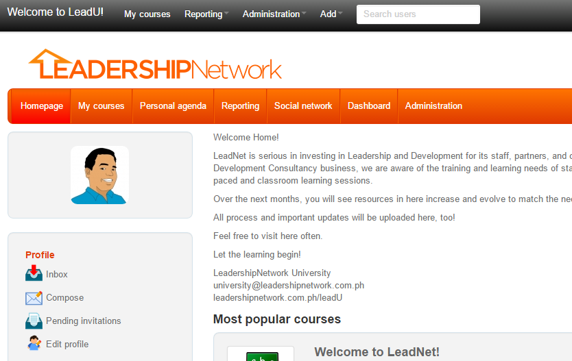 LeadU Online